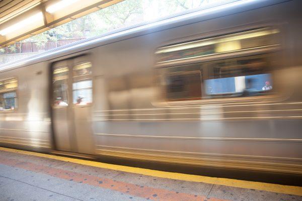 9/5/2018 Church Ave station. Q/B subways. Brooklyn, New York City. Credit: Photo by LoveIsAmor.com