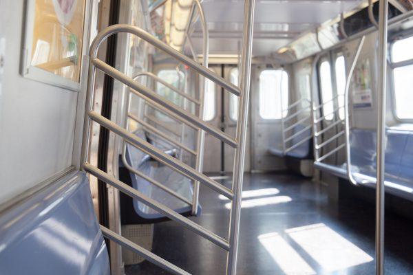 9/5/2018 Q subway. Brooklyn, New York City. Credit: Photo by LoveIsAmor.com