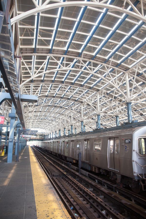 9/5/2018 Coney Island-Stillwell Avenue subway station. Brooklyn, New York City. Credit: Photo by LoveIsAmor.com
