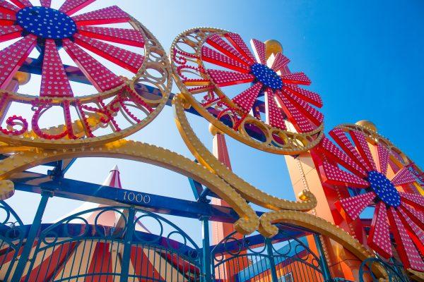 9/5/2018 Luna Park. Coney Island. Brooklyn, New York City. Credit: Photo by LoveIsAmor.com
