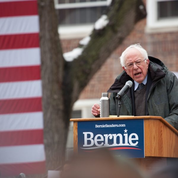 Saturday, March 2, 2019. Brooklyn College. Brooklyn, New York City - United States of America Senator and 2020 presidential candidate Bernie Sanders. Credit: Photo by LoveIsAmor.com